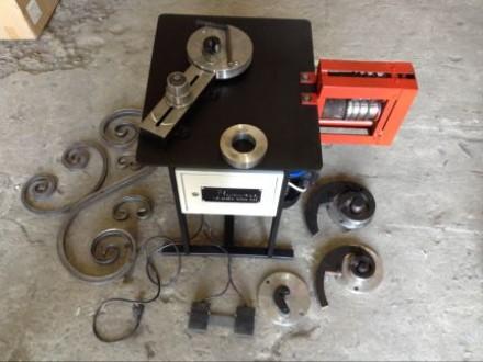 Как сделать станок для ковки профильной трубы