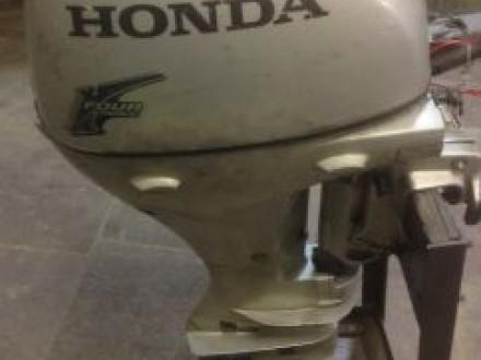 Перевозка лодочного мотора 4х тактного хонда