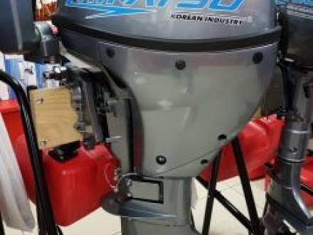 Мотор mikatsu mf9.9hs