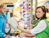 Кассир-продавец в гипермаркет, Сменный график