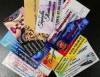 Баннеры, самоклейка, постеры, визитки, флаеры, Полиграфия, дизайн